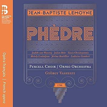 Lemoyne: Phèdre