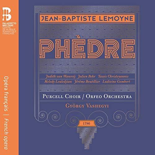 Orfeo Orchestra, Purcell Choir, György Vashegyi, Judith Van Wanroij & Julien Behr