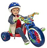 """Best Big Wheels - PJ Masks 15"""" Fly Wheel Ride-On Tricycle Ride Review"""