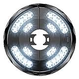 AMIR Upgraded Patio Umbrella Light, Cordless 20 LED(Outer) + 8 LED(Inter) Night...