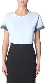 N°21 Luxury Fashion Womens F01242036444 Light Blue T-Shirt | Fall Winter 19