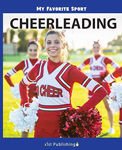 Compare Textbook Prices for Cheerleading My Favorite Sport  ISBN 9781532409080 by Streza, Nancy