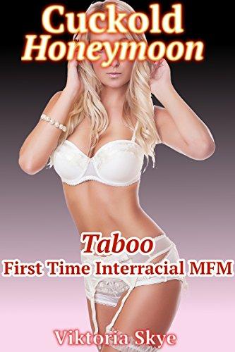 Cuckold Honeymoon: Taboo First Time Interracial MFM (English Edition)