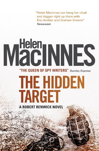 The Hidden Target (Robert Renwick) by [Helen Macinnes]