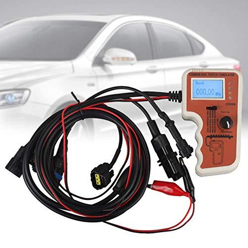 Druck Schienen Tester, CR508 Common Druck Schienen Tester und Simulator für Bosch, für Denso, für Delphi Sensor Test Werkzeug Diagnose Werkzeuge Hochdruck - Wie abgebildet