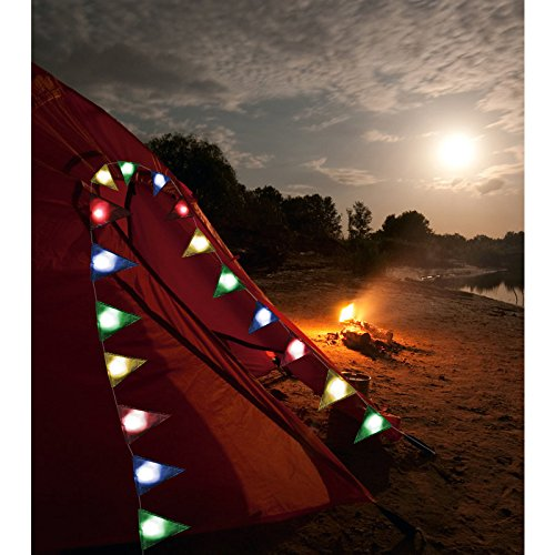 Tobar Light-Up Bunting