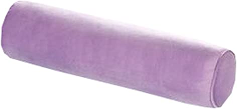 Peacewish Candy Core Cylindrical Pillows Sofa Cushions Solid Color Long Washable Pillow (M, Color8)