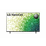 LG 139.7 cm (55 Inches) 4K Ultra HD Smart LED TV 55NANO83TPZ (Black) (2021 Model)