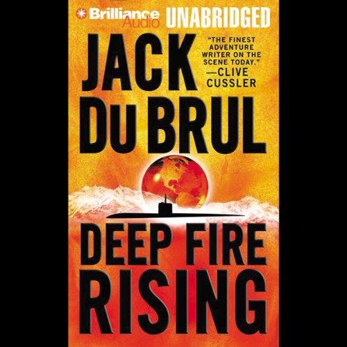 Deep Fire Rising audiobook cover art