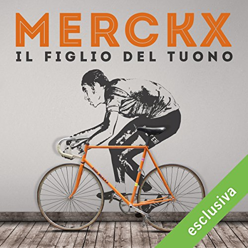 Merckx audiobook cover art