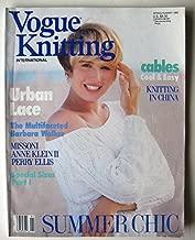 Vogue Knitting International Spring/Summer 1989 Missoni Perry Ellis Anne Klein
