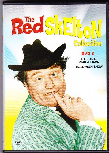 The Red Skelton Collection: DVD 3 (Freddie's Masterpiece; Halloween Show)