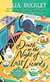 Death on the Night of Lost Lizards (A HUNGARIAN TEA HOUSE MYSTERY Book 3)