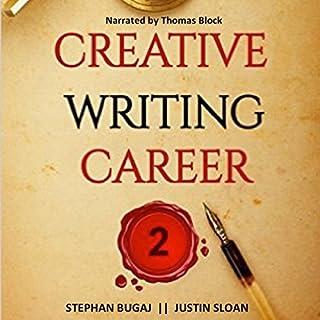 Creative Writing Career 2 audiobook cover art