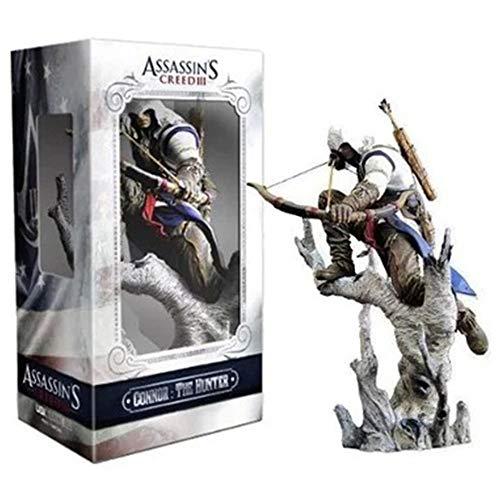 Hyun Figure Assassin'S Creed Around The Game Modelo Decoración para El Hogar - 26cm