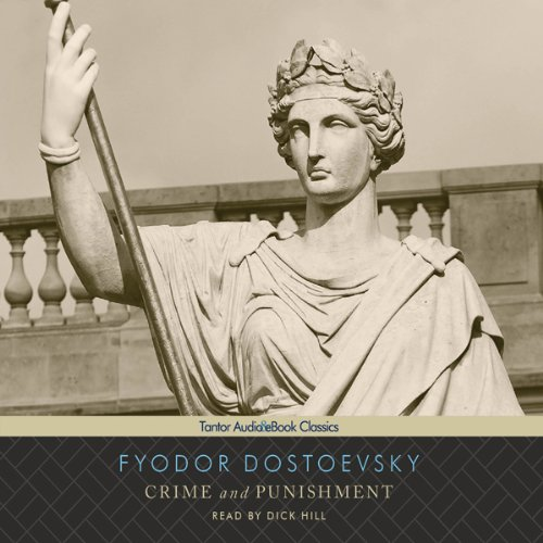 Crime and Punishment  Audiolibri