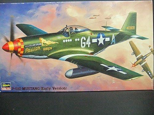 1 48 P-51D Mustang frühe Art