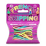 Tobar 13049 French Skipping Elastic, Multicolour