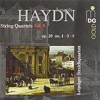 String Quartets Vol. 9 by LEIPZIG STRING QUARTET
