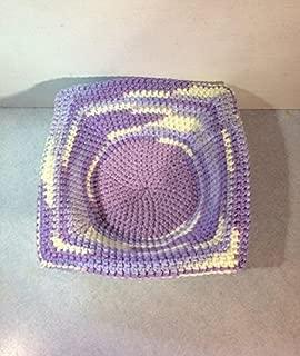 Microwave Bowl Cozy, Crochet Bowl Cozy, Bowl Cozy