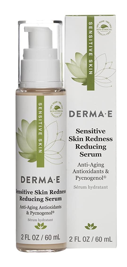 遠いリフレッシュ宿Derma E Pycnog Redness Reduce Serum 60 ml (並行輸入品)