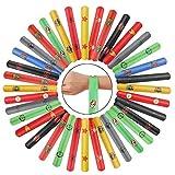 Foto Ucradle Slap Bracelets, 36 Pezzi Supereroi Braccialetti Slap Bracelets per Bambini, Divertenti e Super Slap Bands con Colorati Braccialetti per Feste di Compleanno Regalo per la Festa di Compleanno
