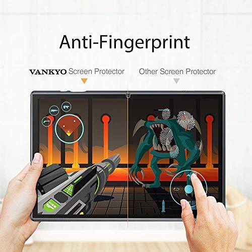 vankyo Glass Displayschutz (2 Stück) MatrixPad S10, 10-Zoll-Tablet, gehärtetes Glas, hochauflösend/Kratzfest