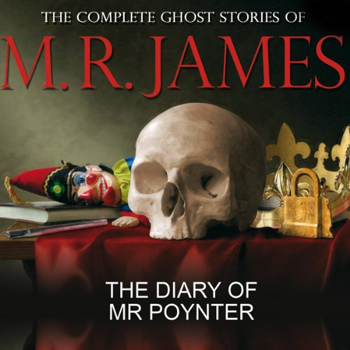 The Diary of Mr Poynter audiobook cover art