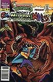 Mighty Mutanimals #2 (Newsstand) FN ; Archie comic book