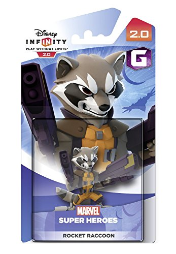 Disney Infinity 2.0 Rocket Raccoon Figure (UK IMPORT)