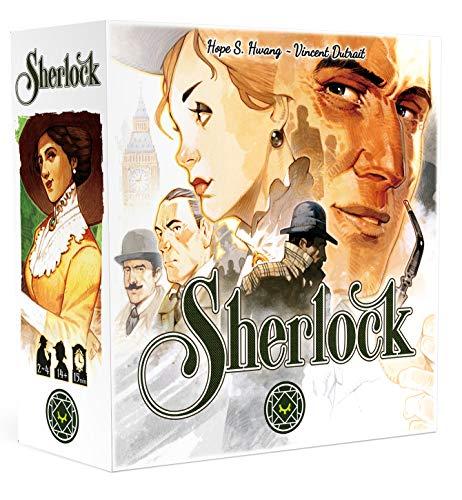 Sherlock - Mandala Jogos