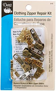 Dritz 312, Clothing Zipper Repair Kit