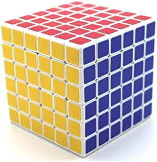 Shengshou Speed Cube Professional Speed Cube Twisty Magic Puzzle, White