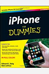 iPhone For Dummies Paperback