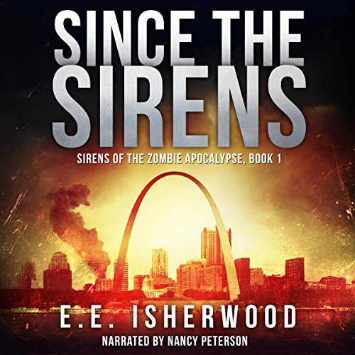 Since the Sirens audiobook cover art