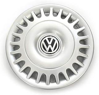 Volkswagen 7D0601147A091 Radkappe (1 Stück) Radzierblende 15 Zoll Radblende Stahlfelge
