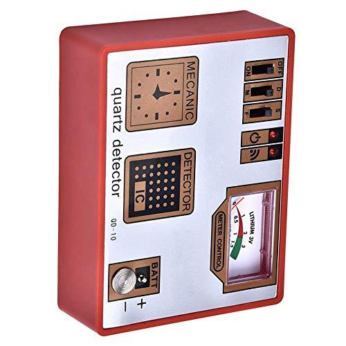 TMISHION Démagnétiseur Timegrapher Watch Démagnétisation/Mesure de Batterie/Testeur d'impulsions/Quartz Testeur de Montre Universel pour Machine dans l'électronique Grand Public