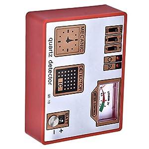 Demagnetizer Timegrapher Watch Demagnetization/Battery Measure/Pulse/Quartz Tester Machine Universal Watch Checker Tester in Consumer Electronics