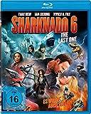 Sharknado 6 - The Last One (Es wurde auch Zeit!) - Uncut [Alemania] [Blu-ray]