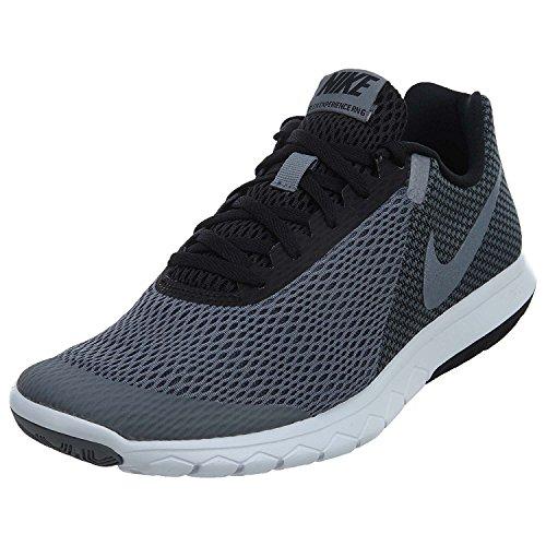 Nike Mens Flex Experience RN 6 Running Shoe (Cool Grey Mtlc Grey Wht Blk, 10.5 M US)
