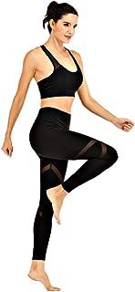 Yoga Wear Back Mesh Design Women's Sweatsuits Yoga Jogging Tracksuits