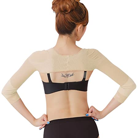 Upper Arm Sharper Compression Corrector Shaping Slim Sleeve *FREE US Shipping*