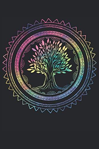 Libro de Noziz: Cuaderno Mandala Grob - Gran cuaderno de mandala alineado - 120 páginas alineadas para pensar pensamientos, ideas e impresiones |Dina5 ... Más que una tarjeta de cumpleaños.