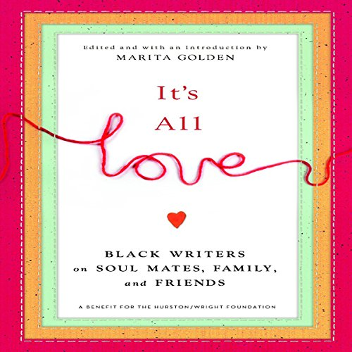 It's All Love audiobook cover art