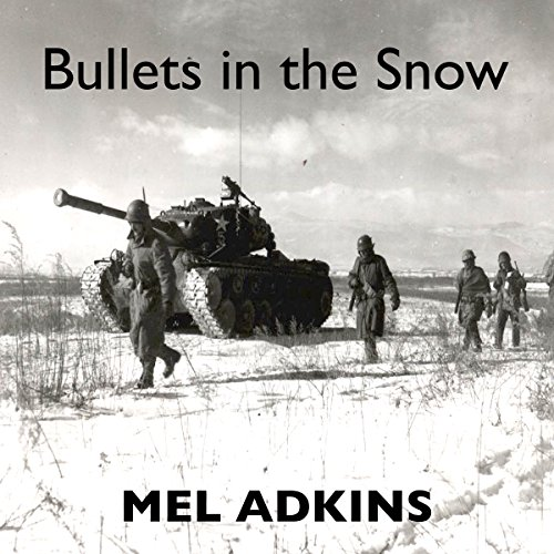 Bullets in the Snow audiobook cover art