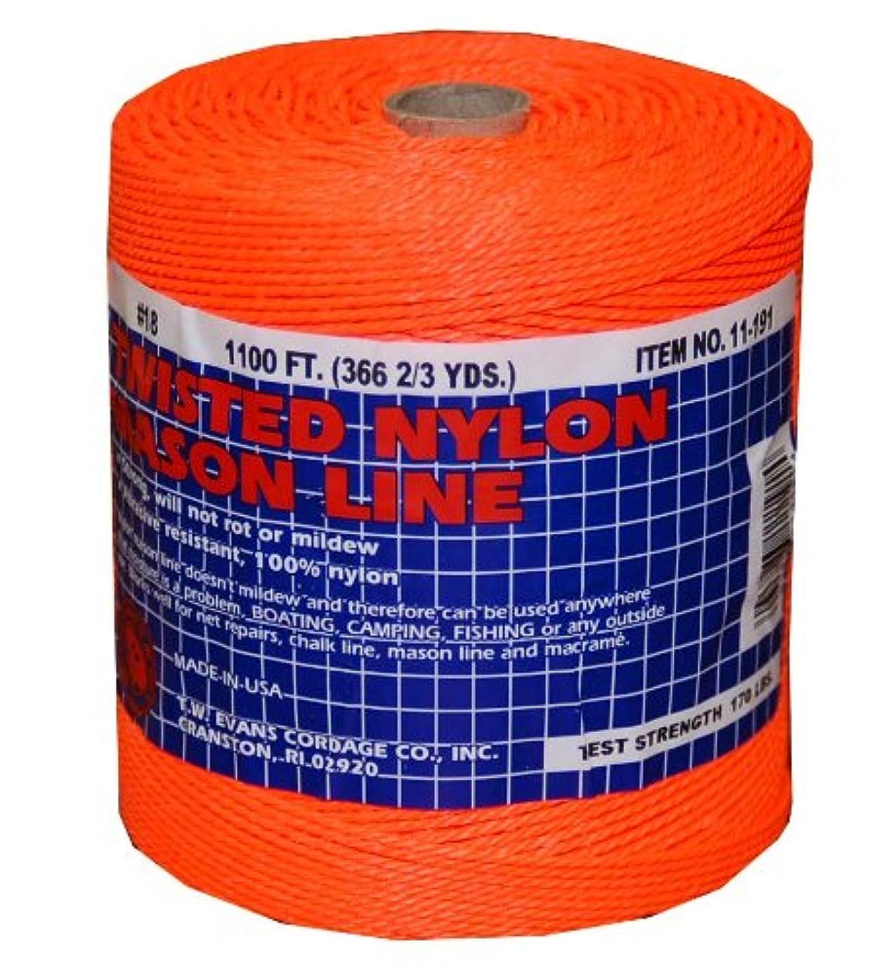 Mason LINE Braid ORNG 18X1088