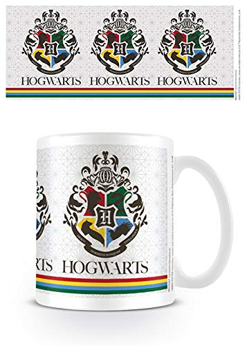 Harry Potter MG25567 - Taza de cerámica (315 ml), diseño de Harry Potter