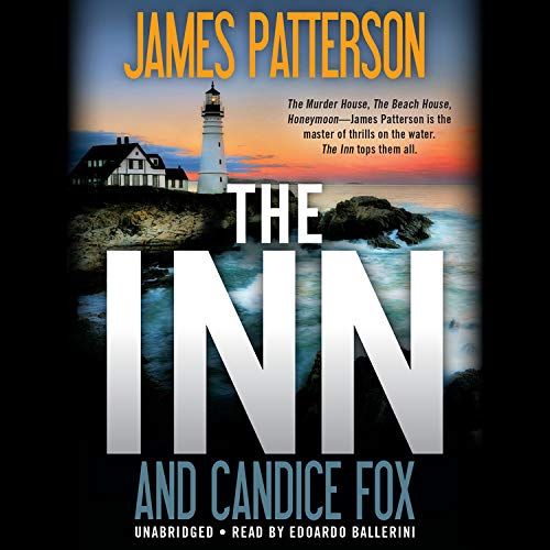 The Inn Audiobook By James Patterson, Candice Fox cover art