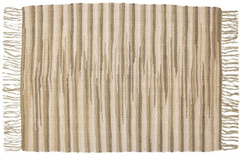 Park B. Smith 20x40 Rugs for Living Room Decor 100% Cotton Entryway Rug Home Decor Farmhouse Décor