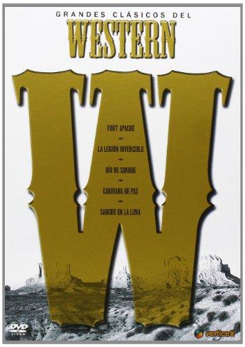 Pack Western [DVD]